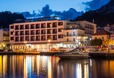 Нощувка на база Закуска,Закуска и вечеря в Strada Marina Hotel 4*, Закинтос, о. Закинтос - Снимка
