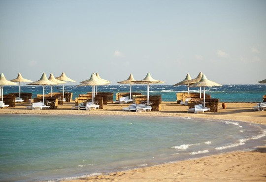 Coral Beach Hurghada Resort 4* - снимка - 1
