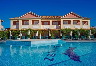 Нощувка на база Закуска в Ecoresort Zefyros Hotel 2*, Агиос Кирикос, о. Закинтос - Снимка