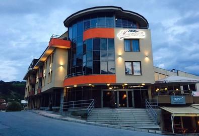 Великден в семеен хотел Маунтин Бутик 3*, Девин! 3 нощувки със закуски и вечери, една от които празнична, ползване сауна, парна баня и релакс зона - Снимка