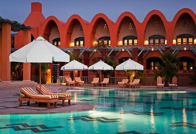 Самолетна почивка в Египет! 5 нощувки на човек на база All inclusive в Sheraton Miramar Resort El Gouna 5*, Хургада, Червено Море с двупосочен чартърен полет от София - Снимка