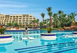 Самолетна почивка в Египет! 7 нощувки на човек на база All inclusive в Steigenberger Al Dau Beach Hotel 5*, Хургада, Червено Море с двупосочен чартърен полет от София - Снимка