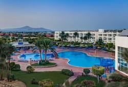 Самолетна почивка в Египет! 6 нощувки на човек на база All inclusive в Aurora Oriental Resort 5*, Шарм Ел Шейх, Червено Море с двупосочен чартърен полет от София - Снимка