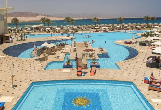 Barcelo Tiran Sharm 5* - снимка - 1