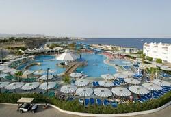 Самолетна почивка в Египет! 6 нощувки на човек на база All inclusive в Dreams Beach Resort 5*, Шарм Ел Шейх, Червено Море с двупосочен чартърен полет от София - Снимка