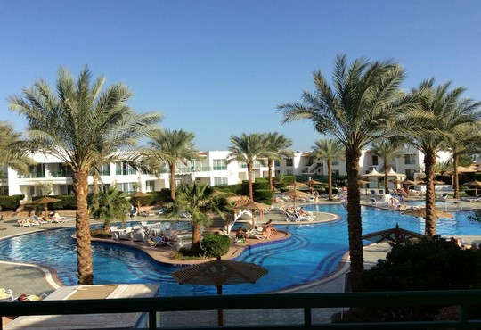 Panorama Naama Heights 4* - снимка - 7