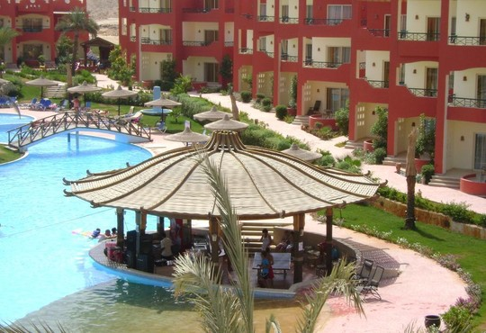 Aqua Hotel Resort & Spa (ex. Sharm Bride) 4* - снимка - 10