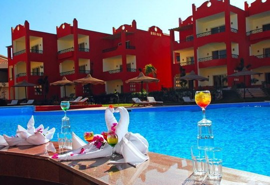 Aqua Hotel Resort & Spa (ex. Sharm Bride) 4* - снимка - 11