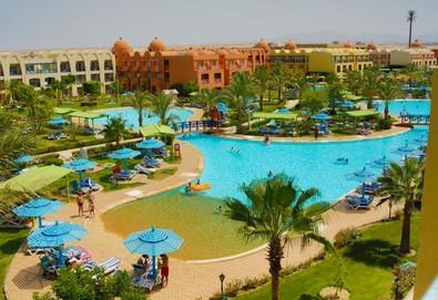 Самолетна почивка в Египет! 7 нощувки на човек на база All inclusive в Titanic Beach Spa & Aqua Park 5*, Хургада, Червено Море с двупосочен чартърен полет от София - Снимка
