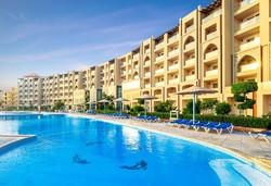 Самолетна почивка в Египет! 7 нощувки на човек на база All inclusive в Hawaii Caesar Palace Hotel & Aqua Park 5*, Хургада, Червено Море с двупосочен чартърен полет от София - Снимка