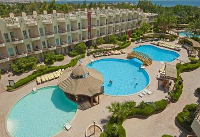 Самолетна почивка в Египет! 7 нощувки на човек на база All inclusive в Hawaii Palm Resort & Aqua Park 4*, Хургада, Червено Море с двупосочен чартърен полет от София - Снимка