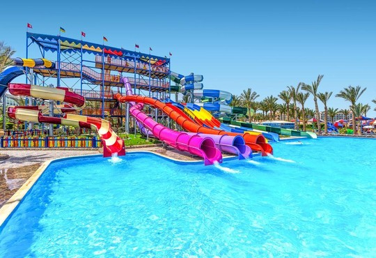 Hawaii Riviera Aqua Park Resort 5* - снимка - 12