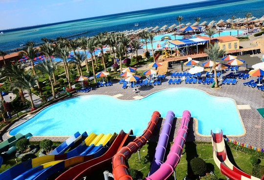 Hawaii Riviera Aqua Park Resort 5* - снимка - 1