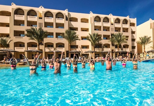 Nubia Aqua Beach Resort 5* - снимка - 11