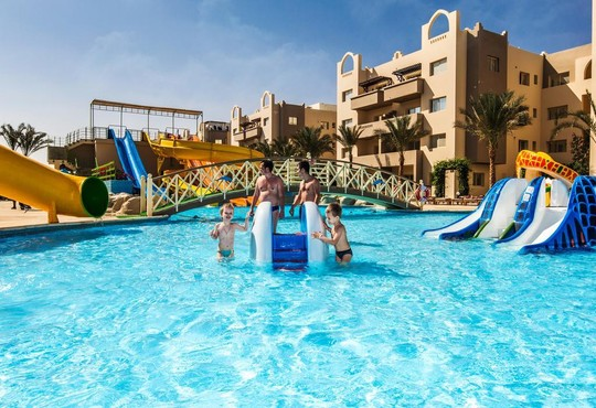 Nubia Aqua Beach Resort 5* - снимка - 17