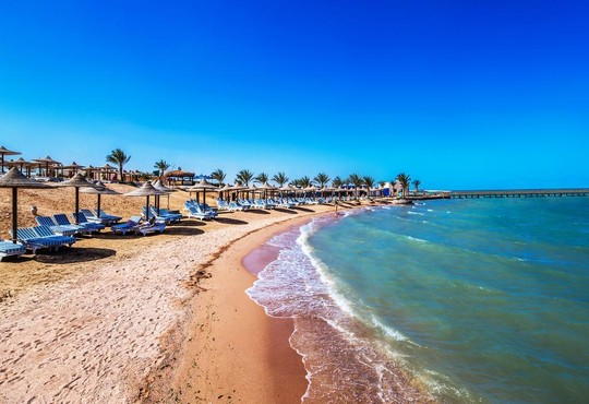 Nubia Aqua Beach Resort 5* - снимка - 25