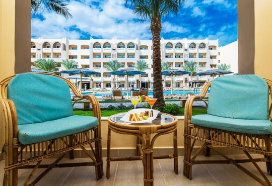 Nubia Aqua Beach Resort 5* - снимка - 5