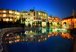 Самолетна почивка в Тунис! 7 нощувки на човек на база Ultra all inclusive в Hammamet Garden 4*, Хамамет, Североизточен Тунис с двупосочен чартърен полет от София - Снимка