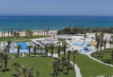 Самолетна почивка в Тунис! 7 нощувки на човек на база All inclusive в Jaz Tour Khalef 5*, Хамамет, Североизточен Тунис с двупосочен чартърен полет от София - Снимка