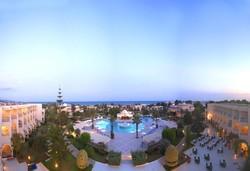 Самолетна почивка в Тунис! 7 нощувки на човек на база Закуска и вечеря в Le Royal Hammamet 5*, Хамамет, Североизточен Тунис с двупосочен чартърен полет от София - Снимка