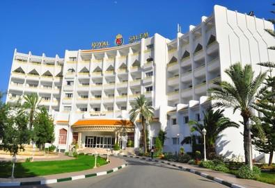 Самолетна почивка в Тунис! 7 нощувки на човек на база All inclusive в Marhaba Royal Salem 4*, Хамамет, Североизточен Тунис с двупосочен чартърен полет от София - Снимка
