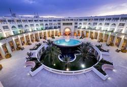 Самолетна почивка в Тунис! 7 нощувки на човек на база All inclusive в Medina Solaria & Thalasso 5*, Хамамет, Североизточен Тунис с двупосочен чартърен полет от София - Снимка