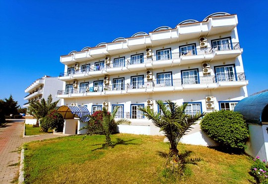 Anita Dream Hotel (ex. Larissa Blue) 4* - снимка - 2