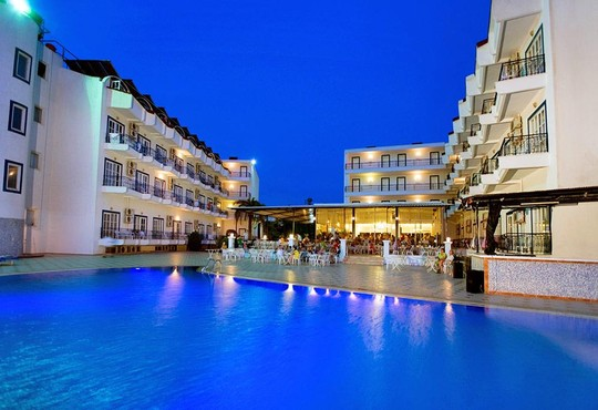 Anita Dream Hotel (ex. Larissa Blue) 4* - снимка - 3