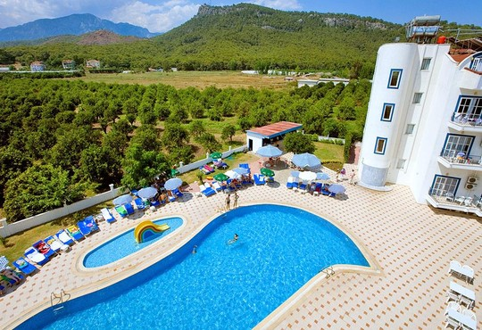 Anita Dream Hotel (ex. Larissa Blue) 4* - снимка - 4