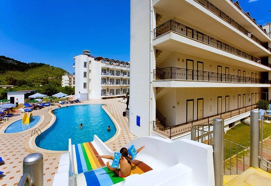 Anita Dream Hotel (ex. Larissa Blue) 4* - снимка - 5