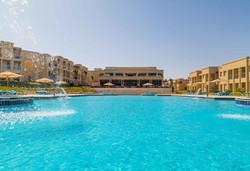 Самолетна почивка в Египет! 7 нощувки на човек на база Ultra all inclusive в Rixos Seagate Sharm 5*, Шарм Ел Шейх, Червено Море с двупосочен чартърен полет от София - Снимка
