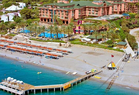 Fantasia Hotel De Luxe Kemer 5* - снимка - 1