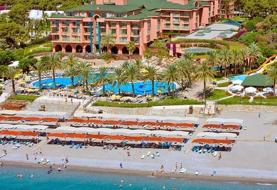 Fantasia Hotel De Luxe Kemer 5* - снимка - 6