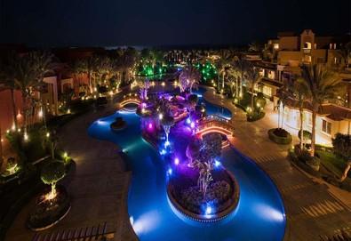 Самолетна почивка в Египет! 7 нощувки на човек на база All inclusive в Sharm Grand Plaza 5*, Шарм Ел Шейх, Червено Море с двупосочен чартърен полет от София - Снимка