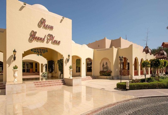 Sharm Grand Plaza 5* - снимка - 3