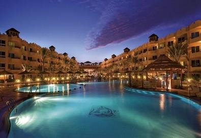 Самолетна почивка в Египет! 7 нощувки на човек на база All inclusive в Amwaj Blue Beach Resort & Spa 5*, Шарм Ел Шейх, Червено Море с двупосочен чартърен полет от София - Снимка