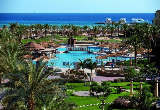 Amwaj Blue Beach Resort & Spa 5* - снимка - 2