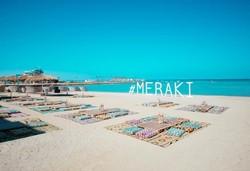 Самолетна почивка в Египет! 7 нощувки на човек на база All inclusive в Meraki Resort 4*, Хургада, Червено Море с двупосочен чартърен полет от София - Снимка