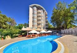 Самолетна почивка в Турция! 7 нощувки на човек на база Ultra all inclusive в Annabella Park Hotel 4*, Анталия, Турска ривиера с двупосочен чартърен полет от София - Снимка