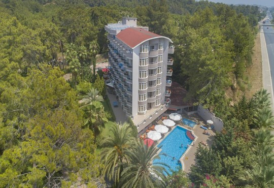 Annabella Park Hotel 4* - снимка - 2