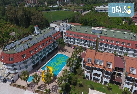 Armir Resort (ex. Kemer Millenium Resort ) 5* - снимка - 1