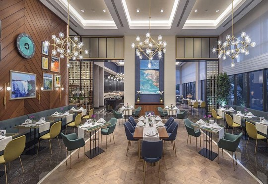 Doubletree By Hilton Antalya City Centre 5* - снимка - 12