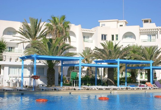 El Mouradi Port El Kantaoui 4* - снимка - 16