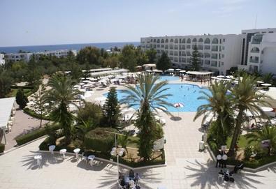 Самолетна почивка в Тунис! 7 нощувки на човек на база All inclusive в El Mouradi Palace 4*, Хамамет, Североизточен Тунис с двупосочен чартърен полет от София - Снимка