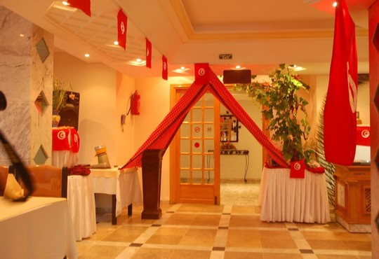 Hotel Nesrine 4* - снимка - 14