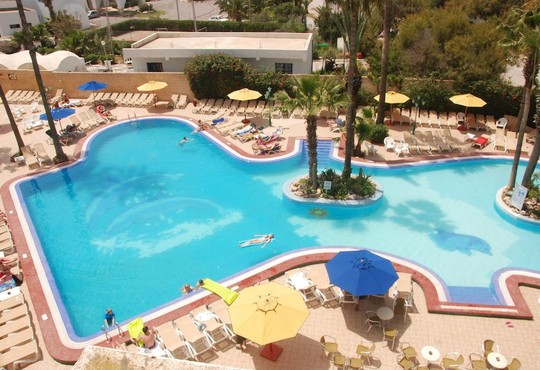 Hotel Nesrine 4* - снимка - 18