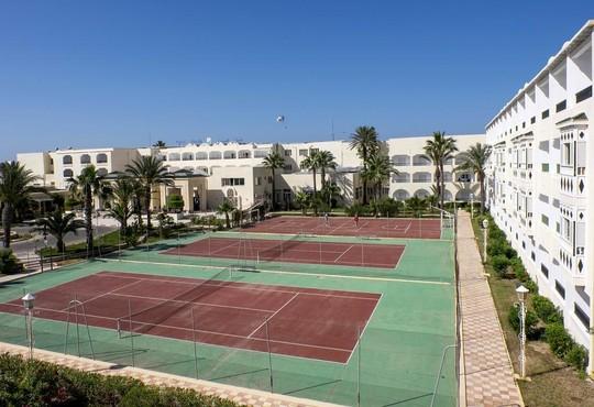 Houda Beach Golf & Aquapark 3* - снимка - 14