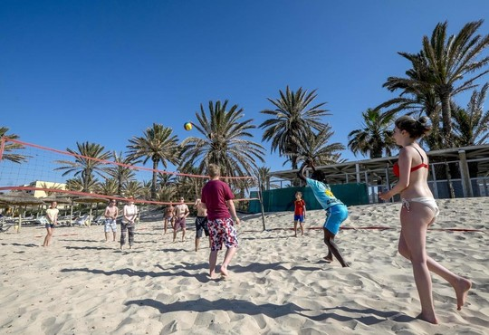 Houda Beach Golf & Aquapark 3* - снимка - 15