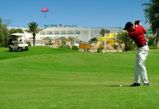 Houda Beach Golf & Aquapark 3* - снимка - 17