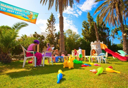 Houda Beach Golf & Aquapark 3* - снимка - 18